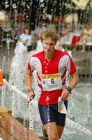 World University Championships 2006, Sprint