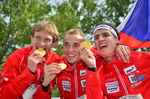 World Championships 2012, Relay